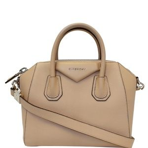 GIVENCHY ANTIGONA SMALL GOATSKIN LEATHER